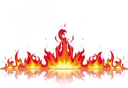 Clipart flames. Flame clip art free