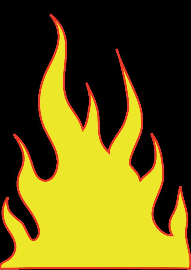 Flame clip art free. Clipart flames