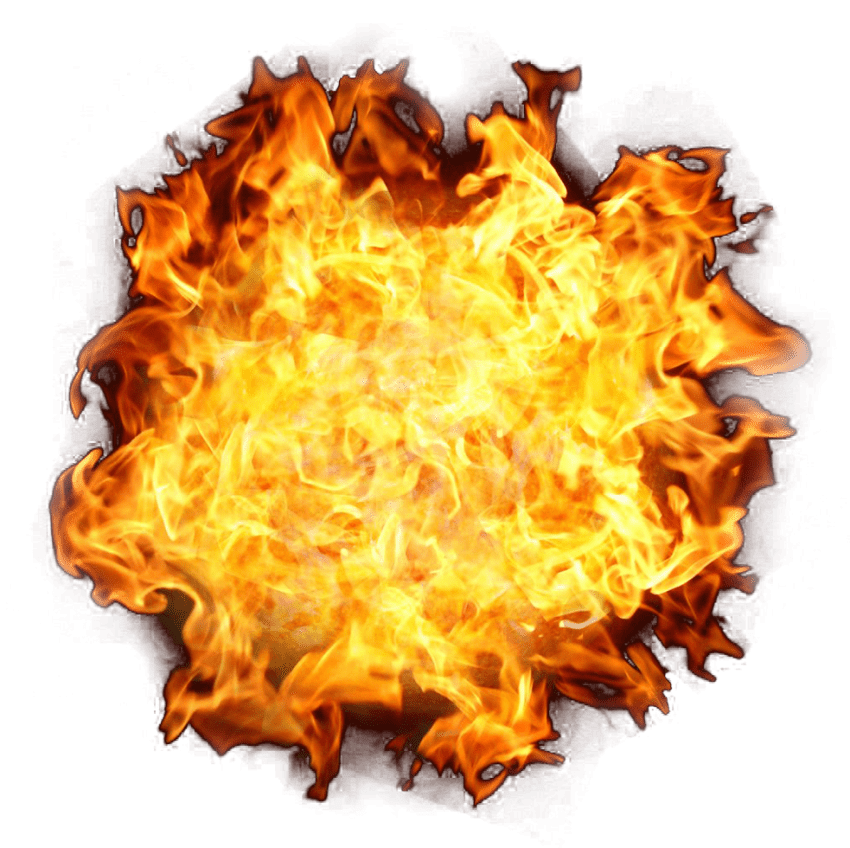 Flame png free images. Clipart flames big fire