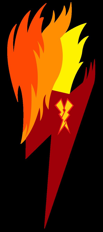 Flamerunner firestorm s cutie. Clipart flames blaze