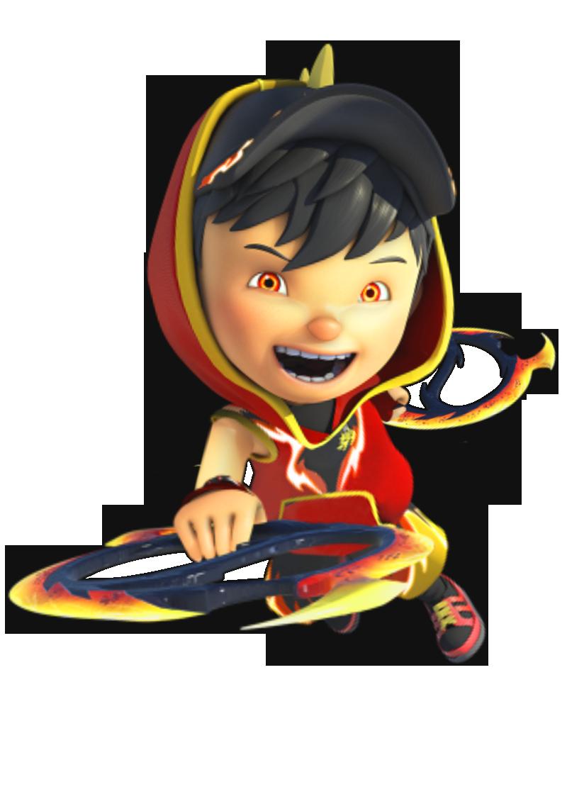 Boboiboy wiki fandom powered. Clipart flames blaze