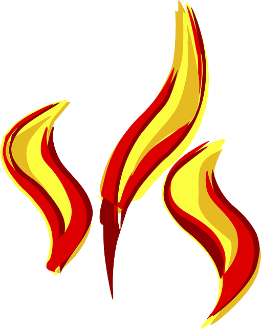 Free image on pixabay. Clipart flames blaze