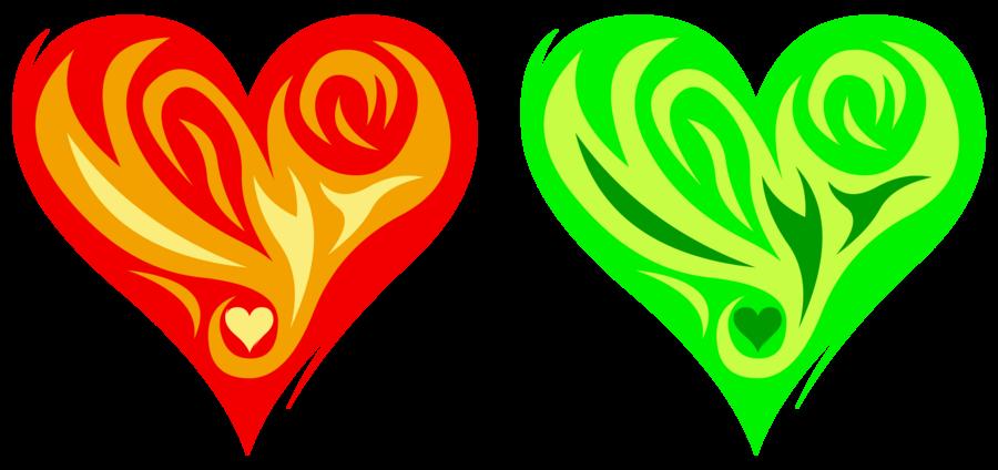 Cutie mark emerald by. Clipart flames blaze