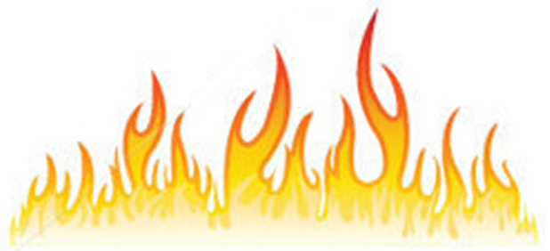 Fire cliparts border download. Flames clipart royalty free
