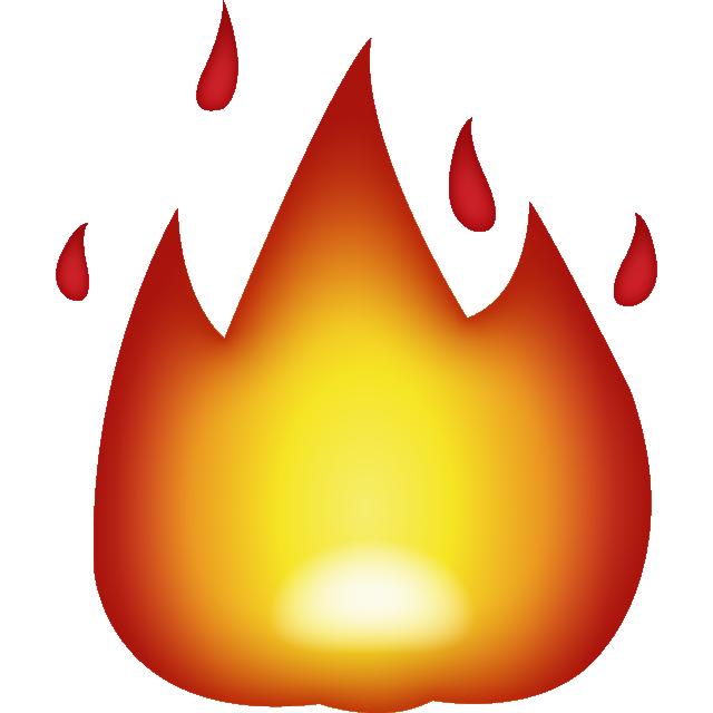 Emoji clipart fire. Download icon island ai