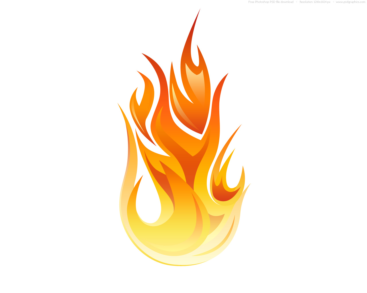 Russian replaced by cardboard. Clipart flames eternal flame