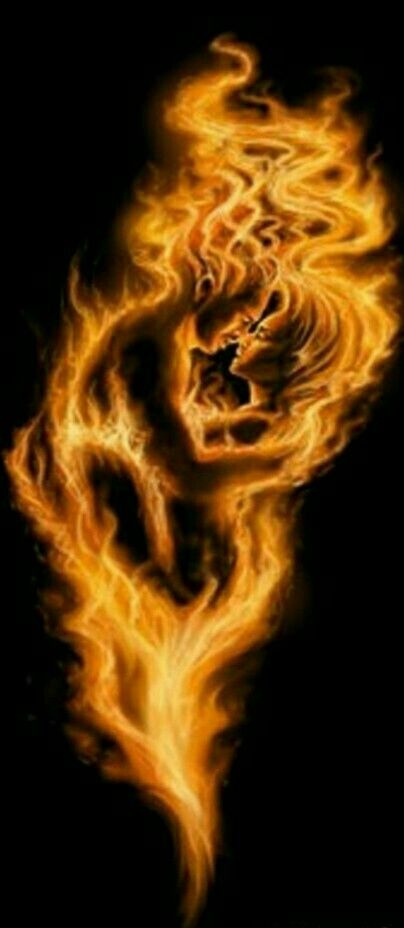 Souls on fire chaotic. Clipart flames eternal flame
