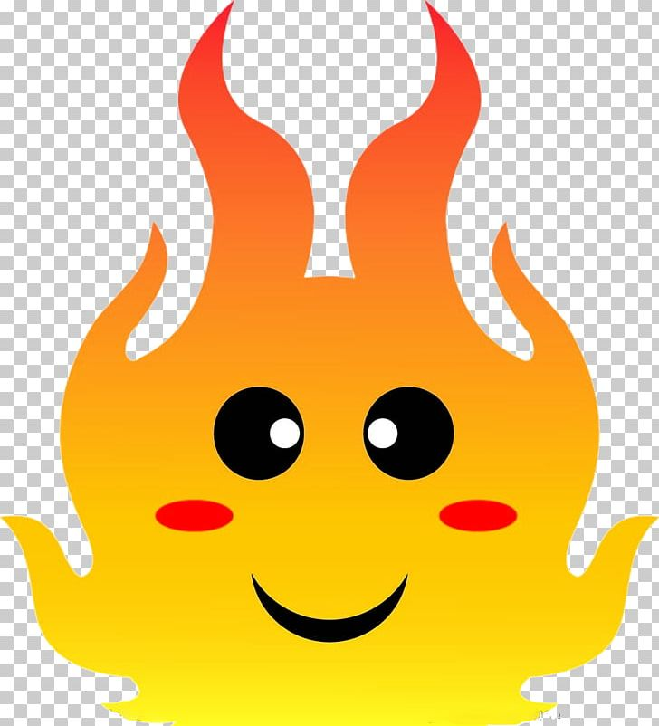 Fire cartoon png animation. Clipart flames face