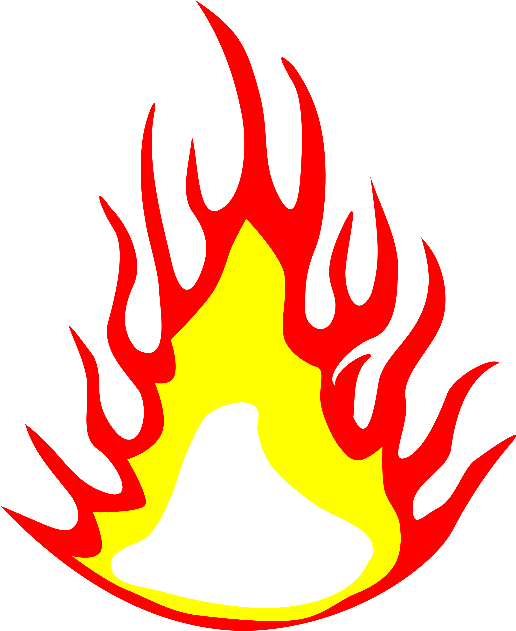 Flames clipart file.  fire flame png