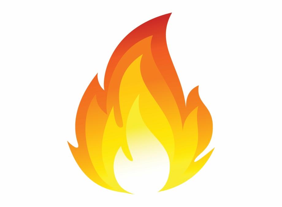 Emoji flame computer wallpaper. Clipart flames fire