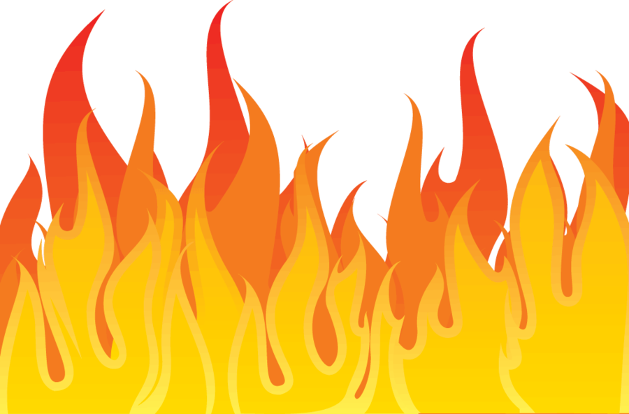 Clipart flames fire. Flame transparent clip art