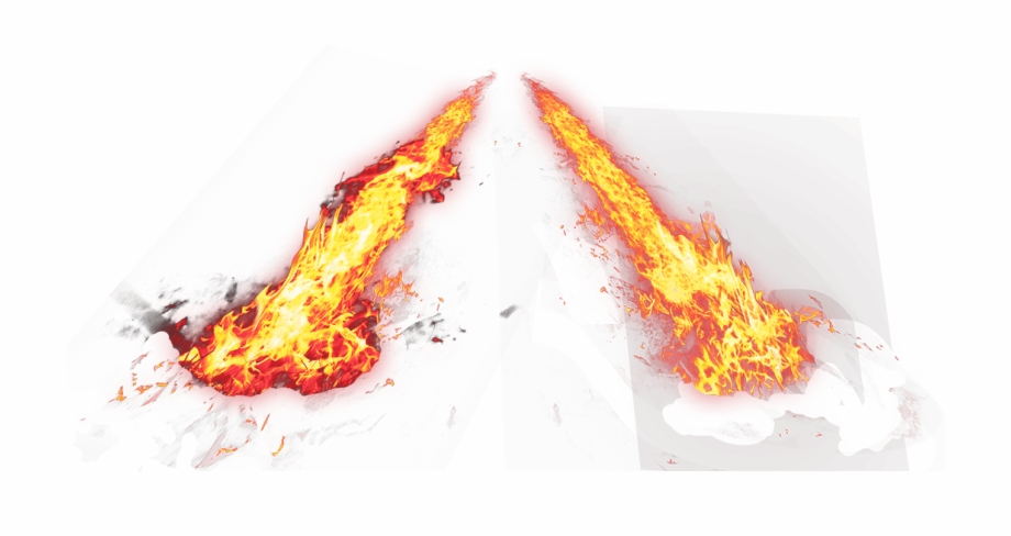 Clipart flames fire trail. Image result for delorean