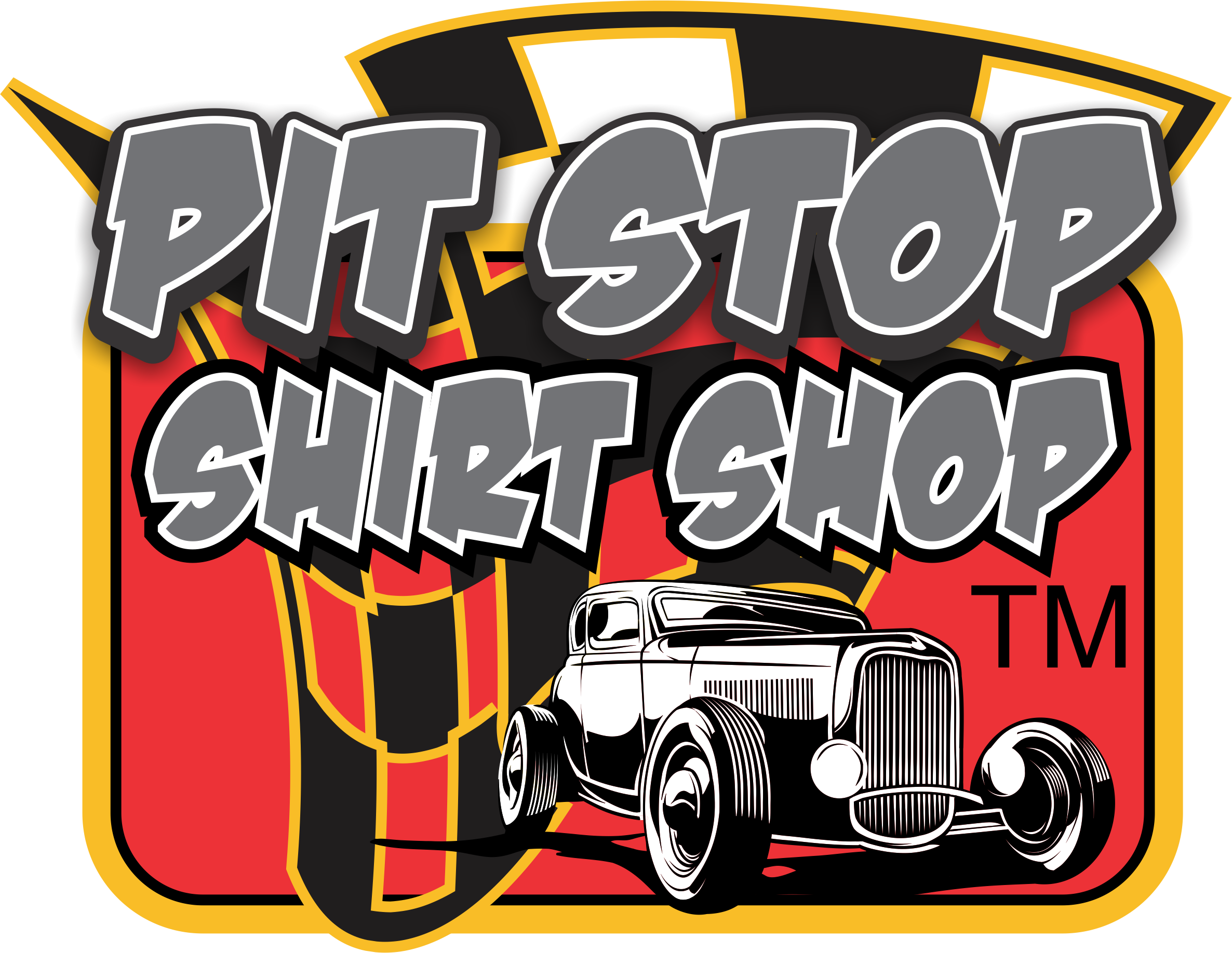 Hot rod t shirt. Mustang clipart ford vintage
