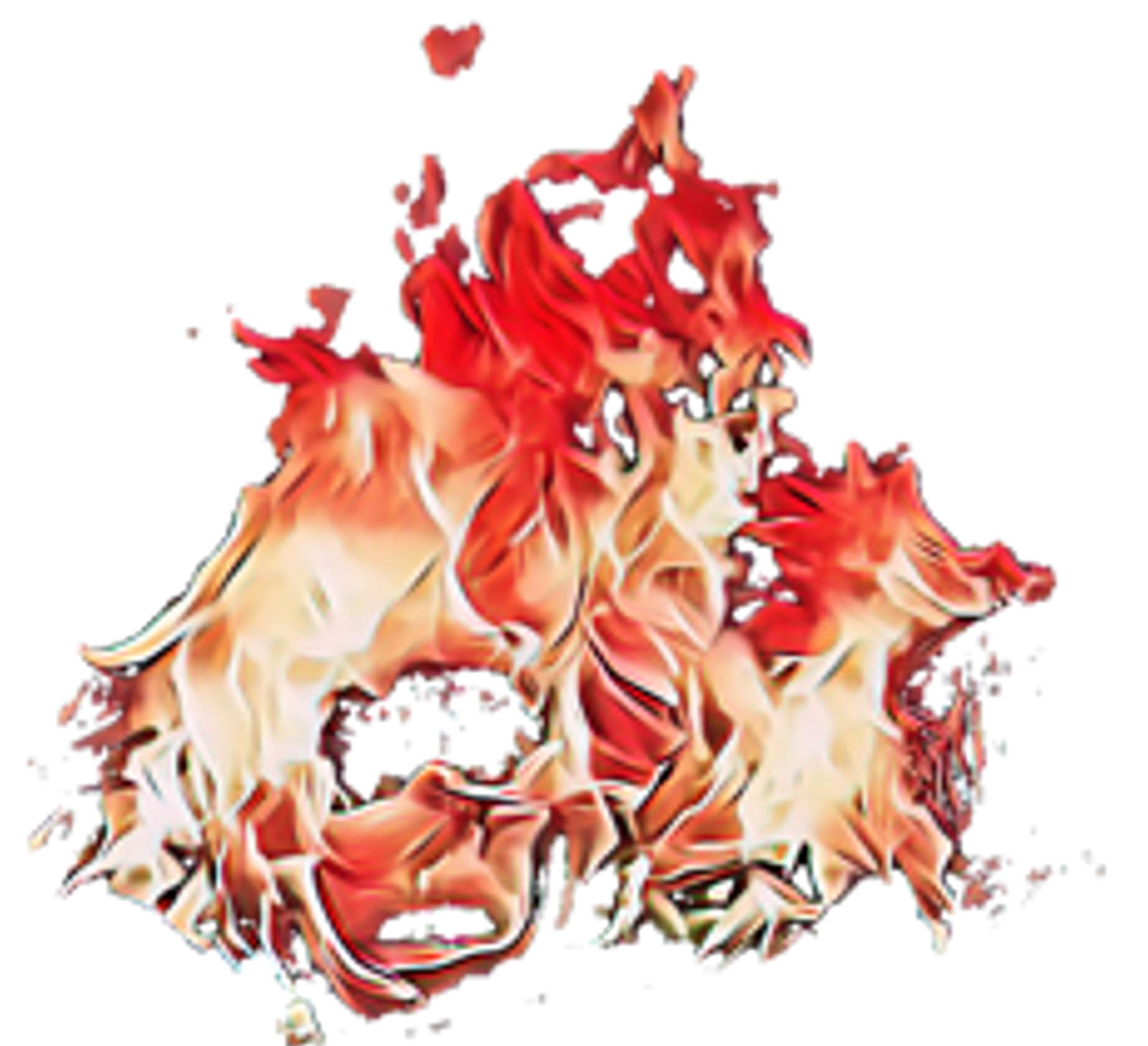 Clipart flames inferno. Clip art fire on