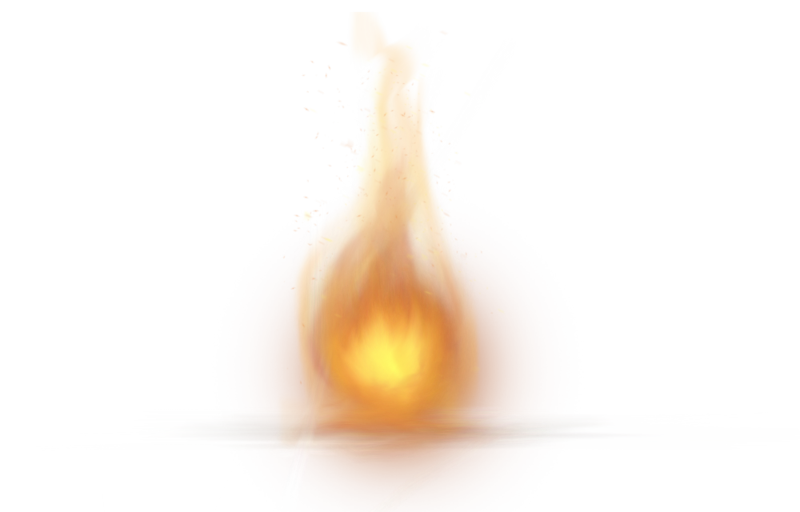 Flames clipart candle flame. Fire png images free
