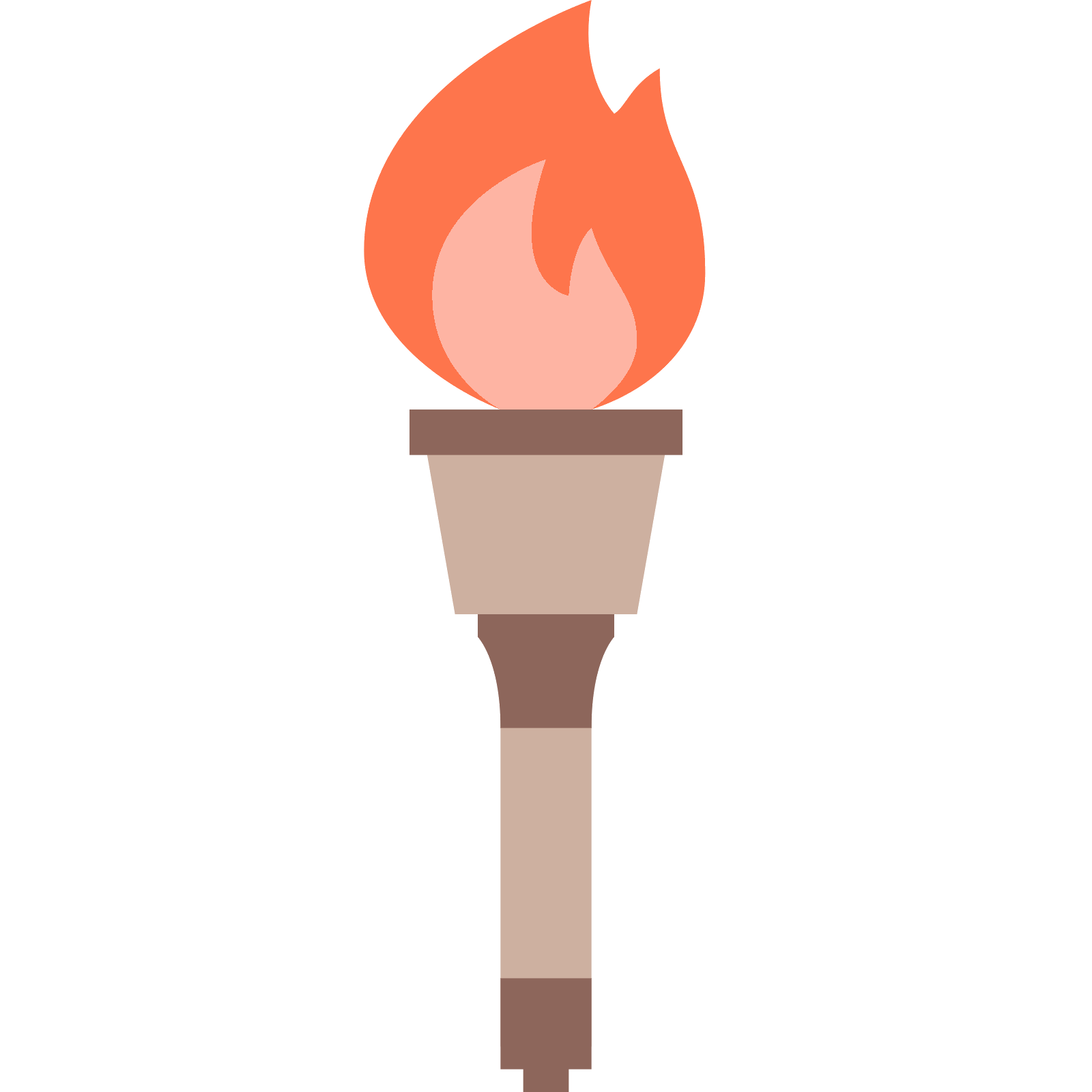 Olympics clipart olympic cauldron. Torch icon free download