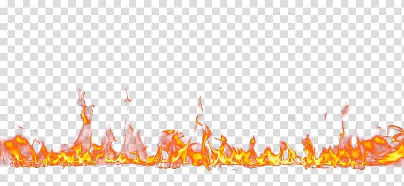 Flame fire color illustration. Clipart flames line