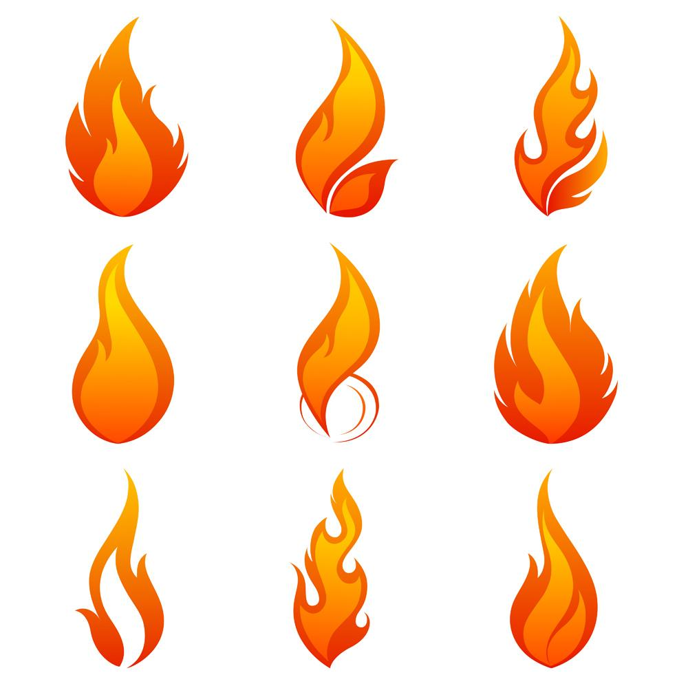 Graphic free download best. Flames clipart file