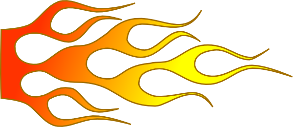 Free flames cliparts download. Motorcycle clipart flame