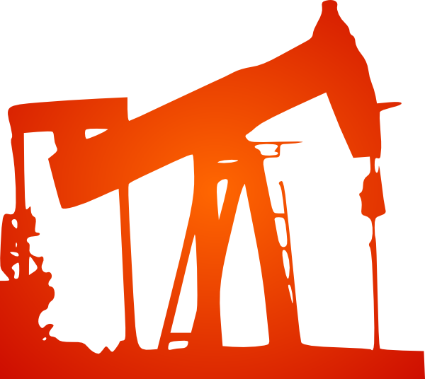 Flame Oil Drill Clip Art at Clker