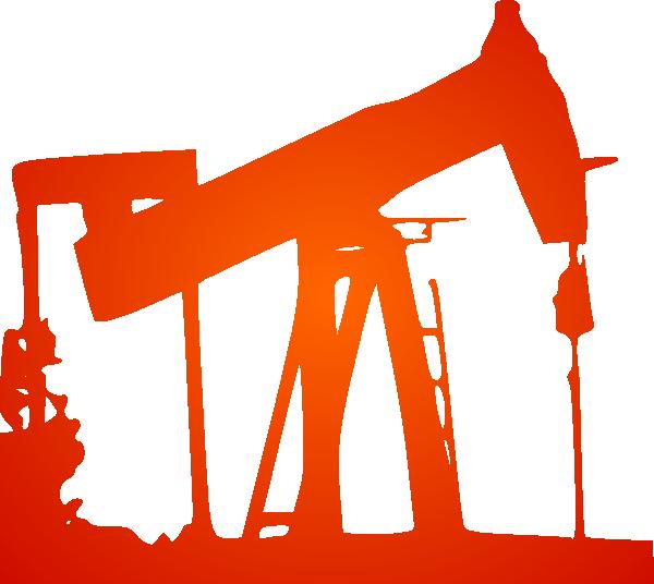 Line clipart flame. Oil drill clip art