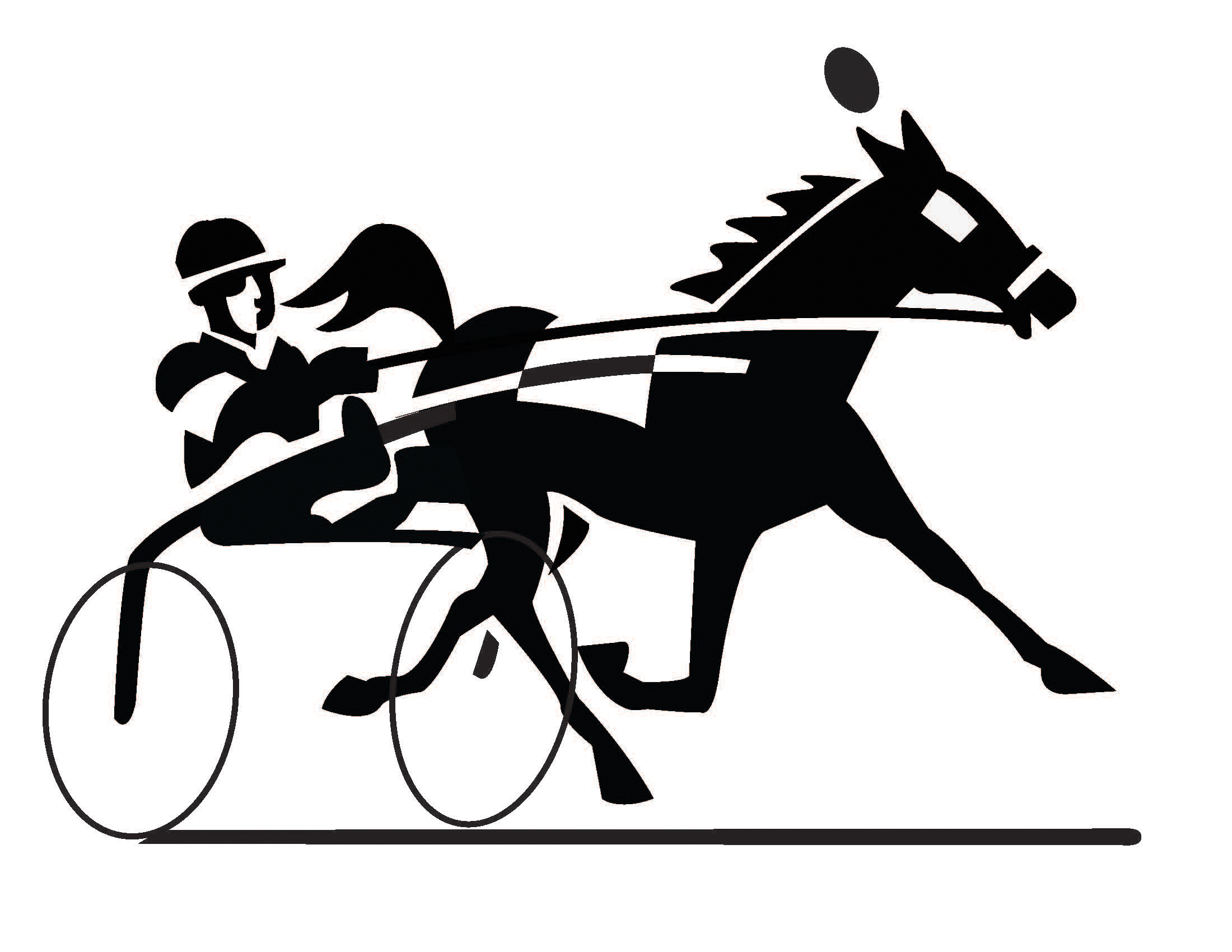 Horse harness clipground wnyhha. Clipart flames racing