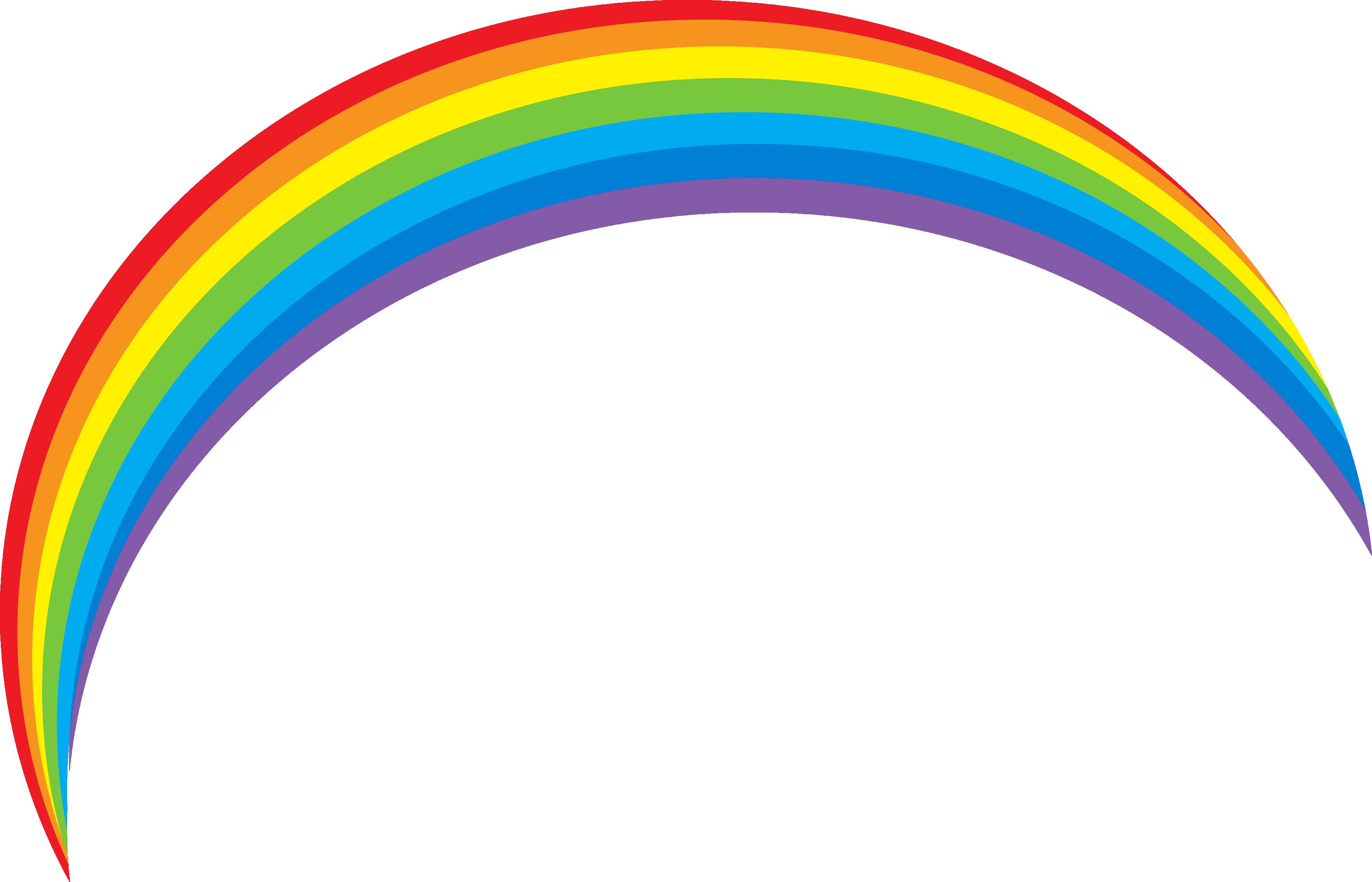 Sixteen isolated stock photo. Rainbow vector png