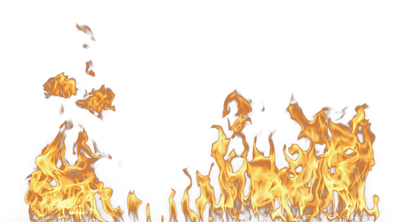 Fire border png. Image purepng free transparent