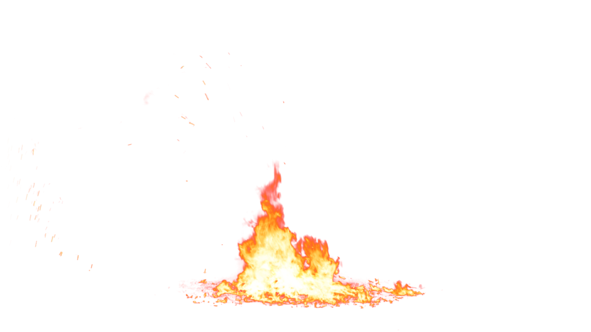 Clipart flames realistic fire flame. Thirty seven isolated stock