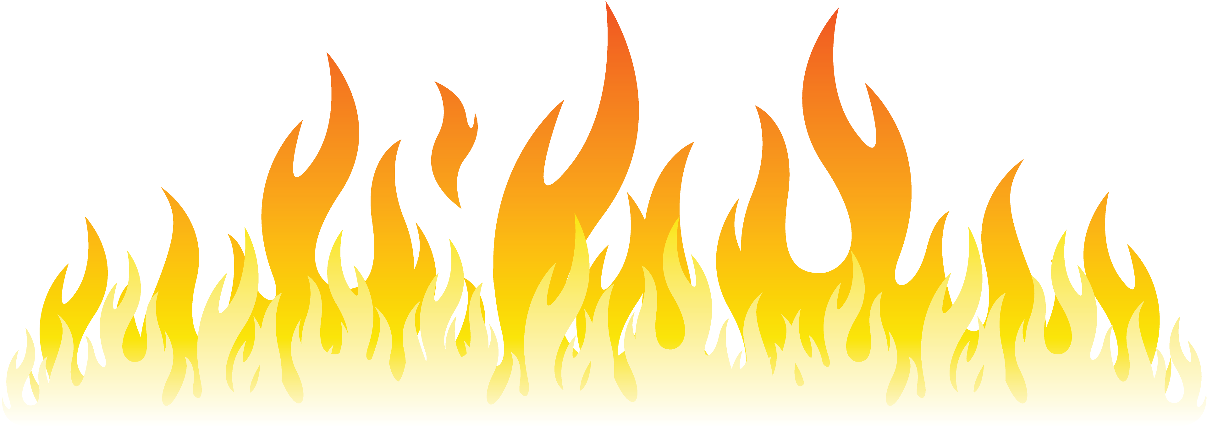 Clipart flames royalty free. Flame clip art transprent