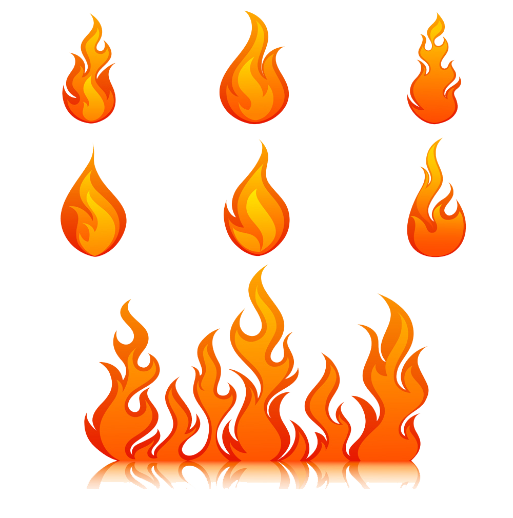 Clipart flames royalty free. Flame fire clip art
