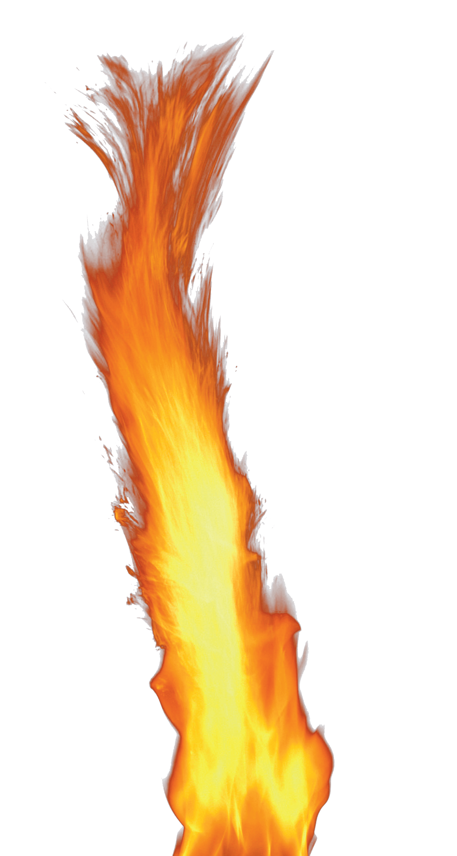 Fire transparent png stickpng. Flame clipart single flame