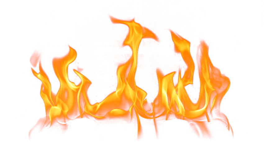 Flames clipart big fire. Png free images toppng