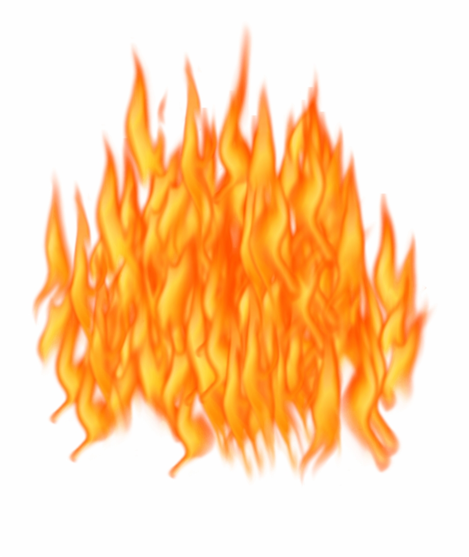 Flame fire png with. Clipart flames square