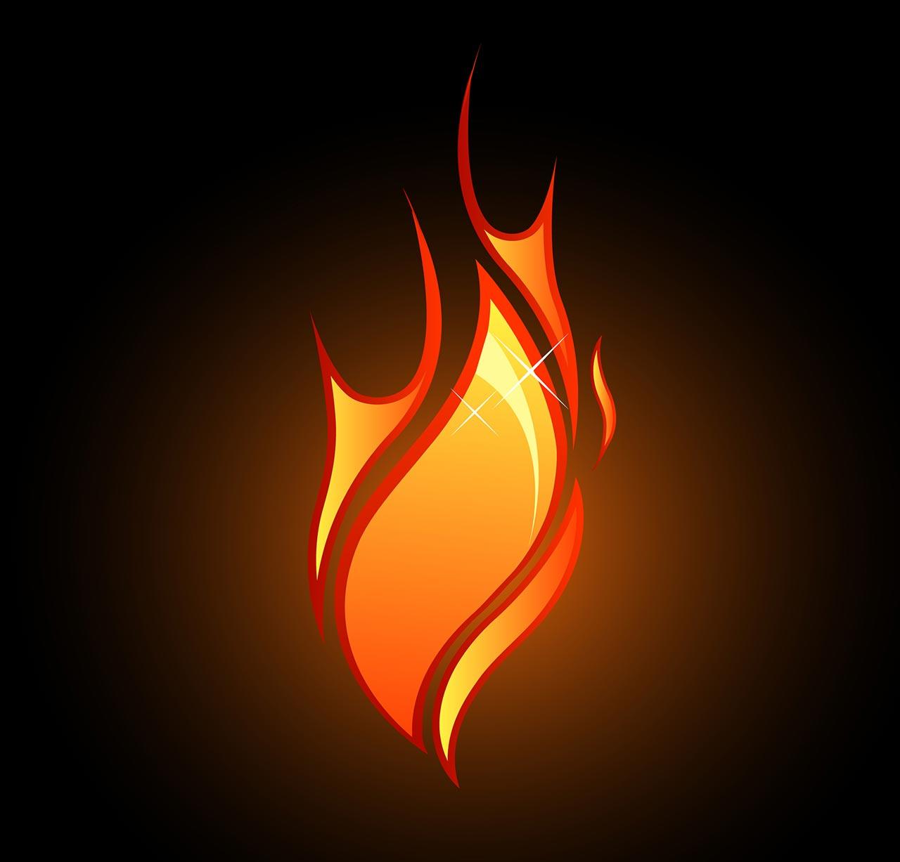 Of fire clip art. Flames clipart tongue