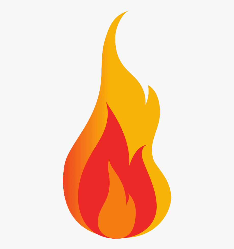 Temporary cliparts for free. Flames clipart tongue