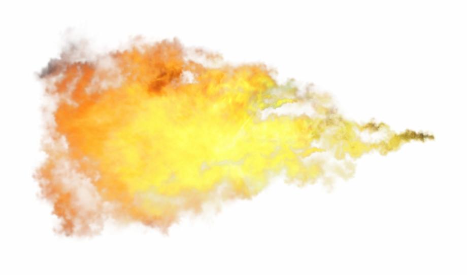 Flame ball effect png. Fireball clipart fire trail