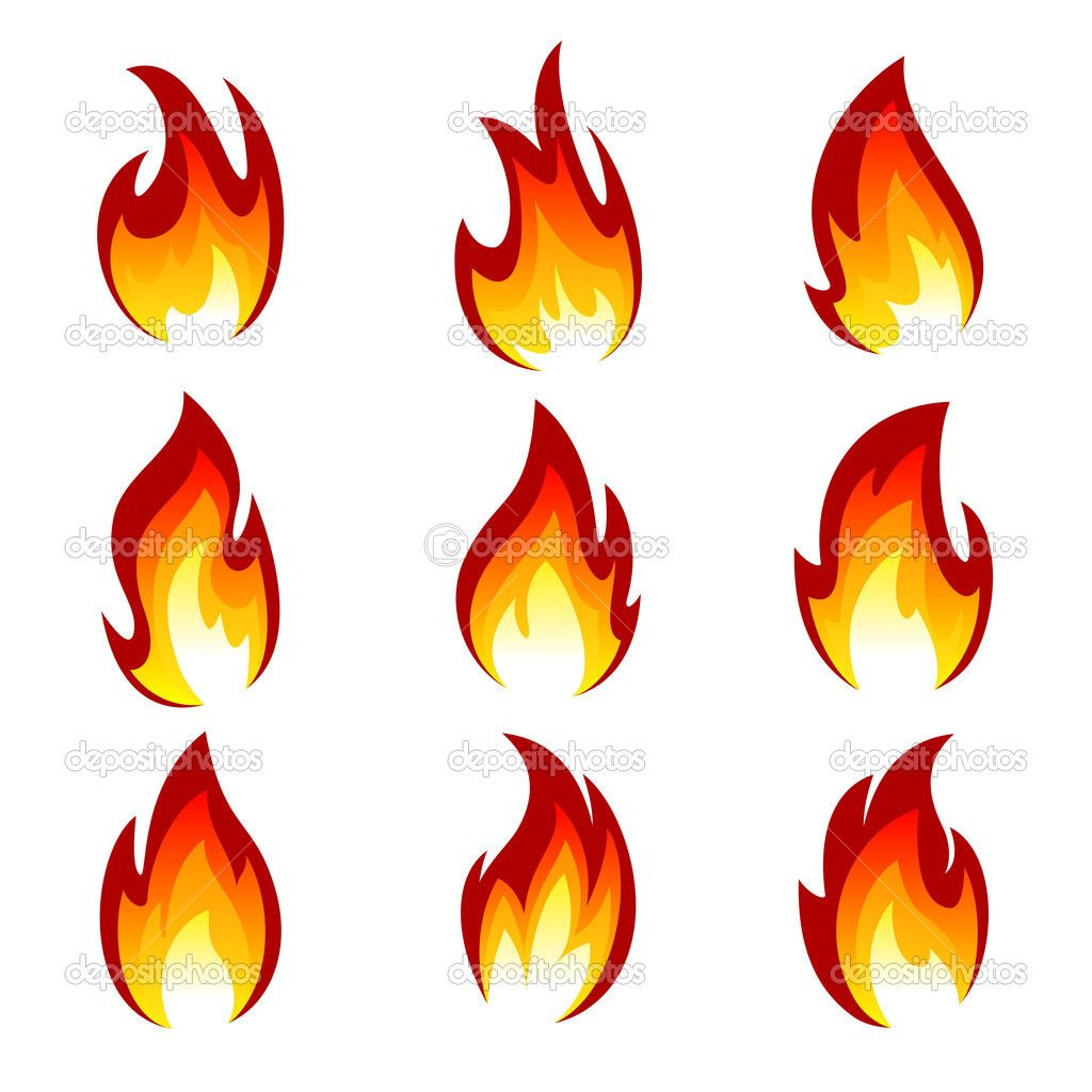 Clipart flames white background. Pin on hostess with