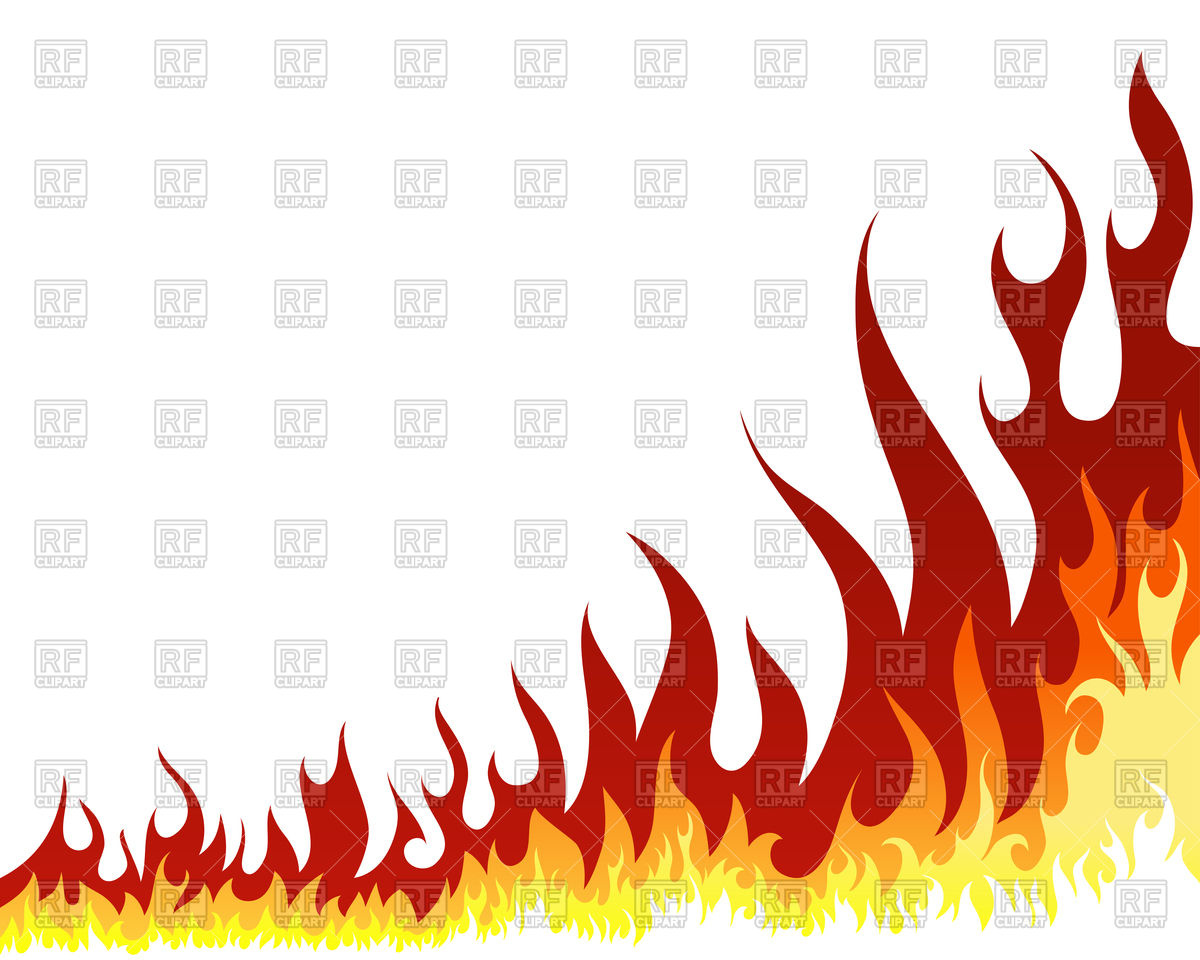 Free download best . Clipart flames white background