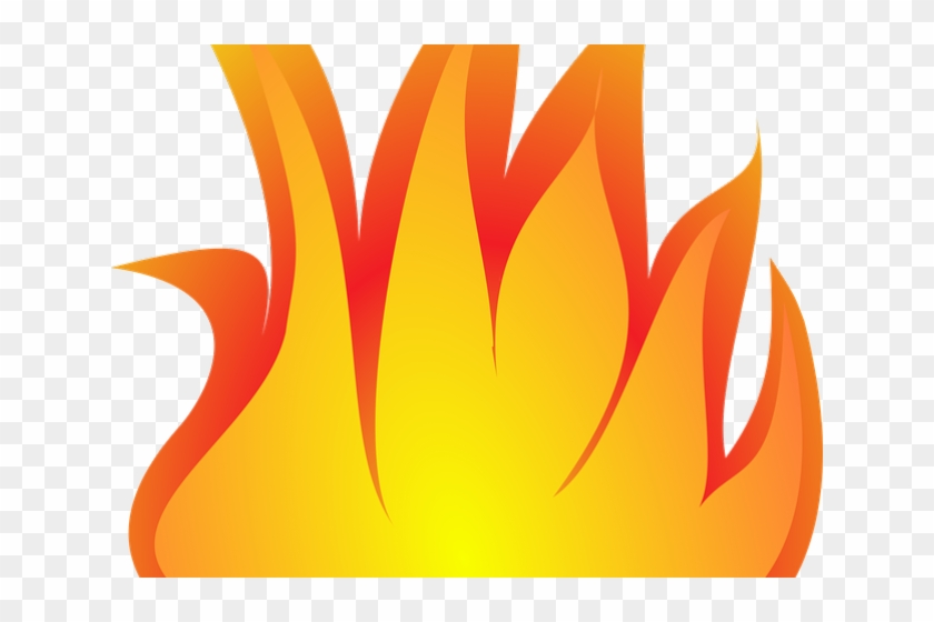 Flames clipart yellow flame. Fire hd png download