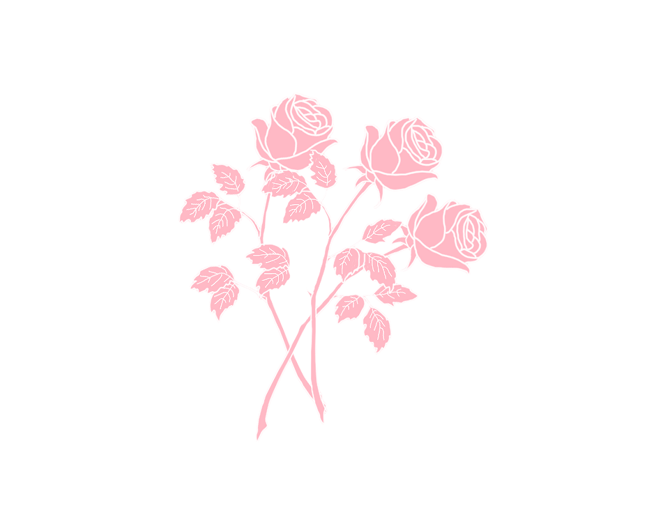 Clipart flower aesthetic. Stickers transparent cute pink