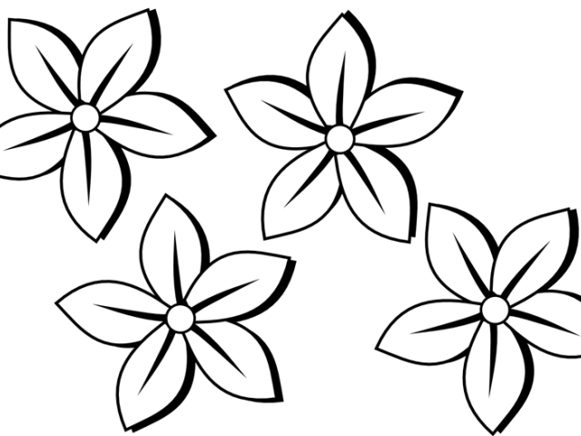 Tattoos free download clip. Clipart flower black and white