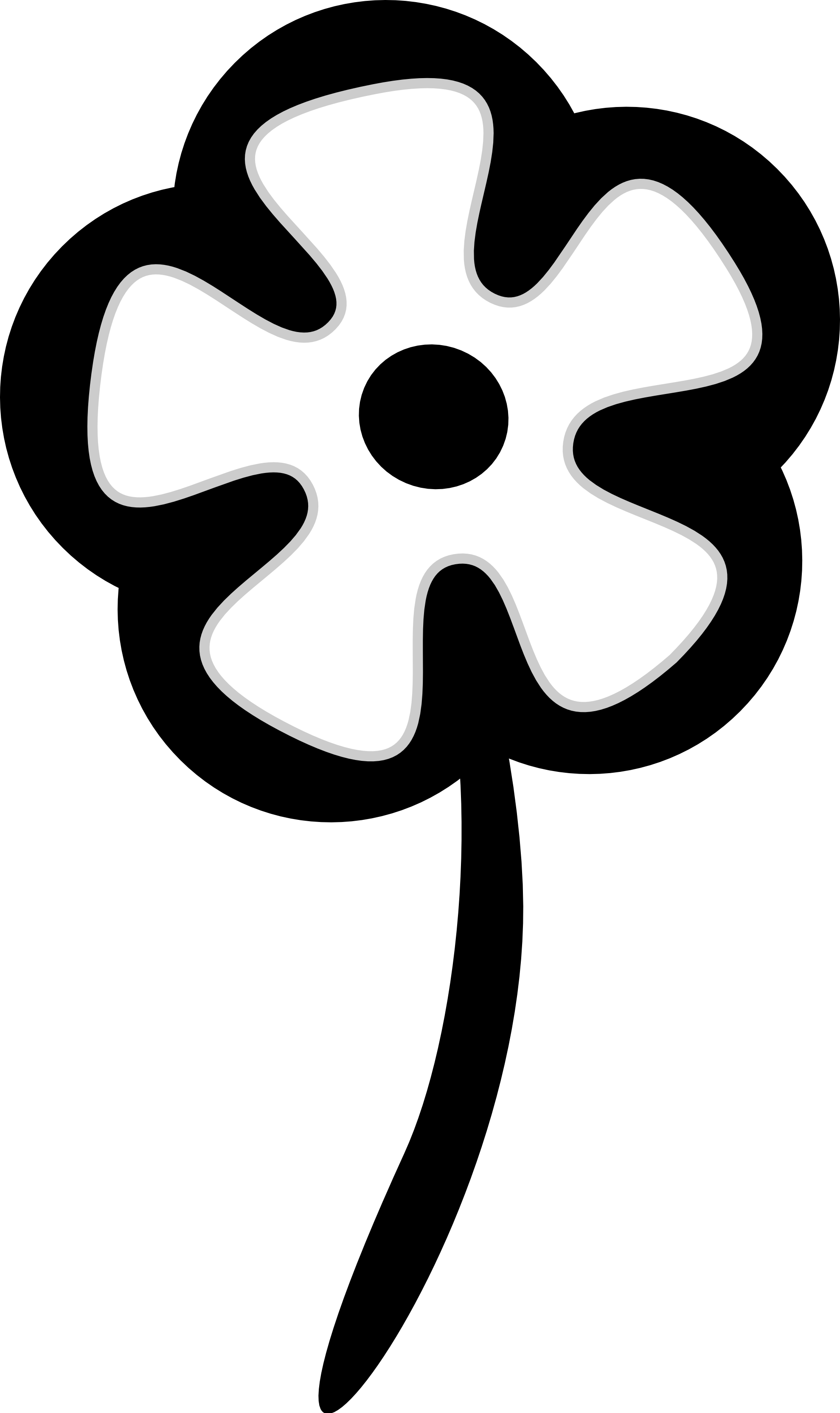 Clip art flower panda. Excited clipart black and white