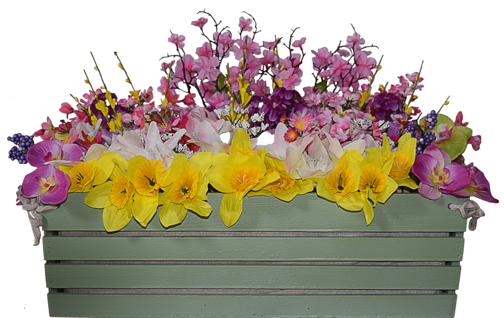 Flower box png. Yes you can clip
