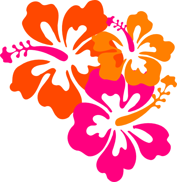 Animated pencil and in. Hibiscus clipart cartoon