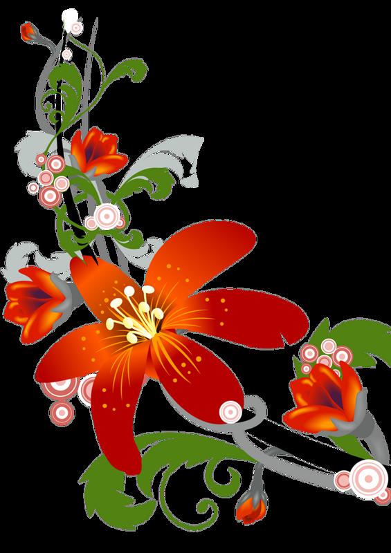 Lace clipart magic flower.  png pinterest images