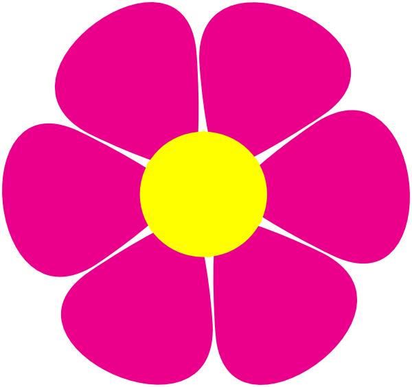 Flower clipart cartoon. Power daisy clip art