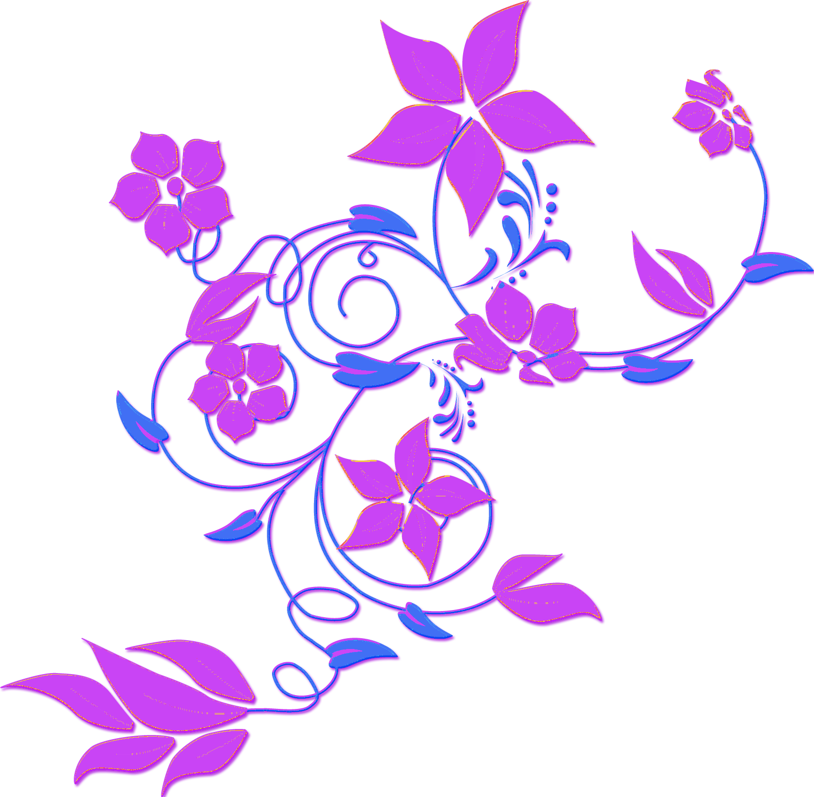 Vector flower png. Free images at clker
