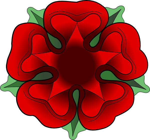 Tudor clip art at. Clipart rose animated