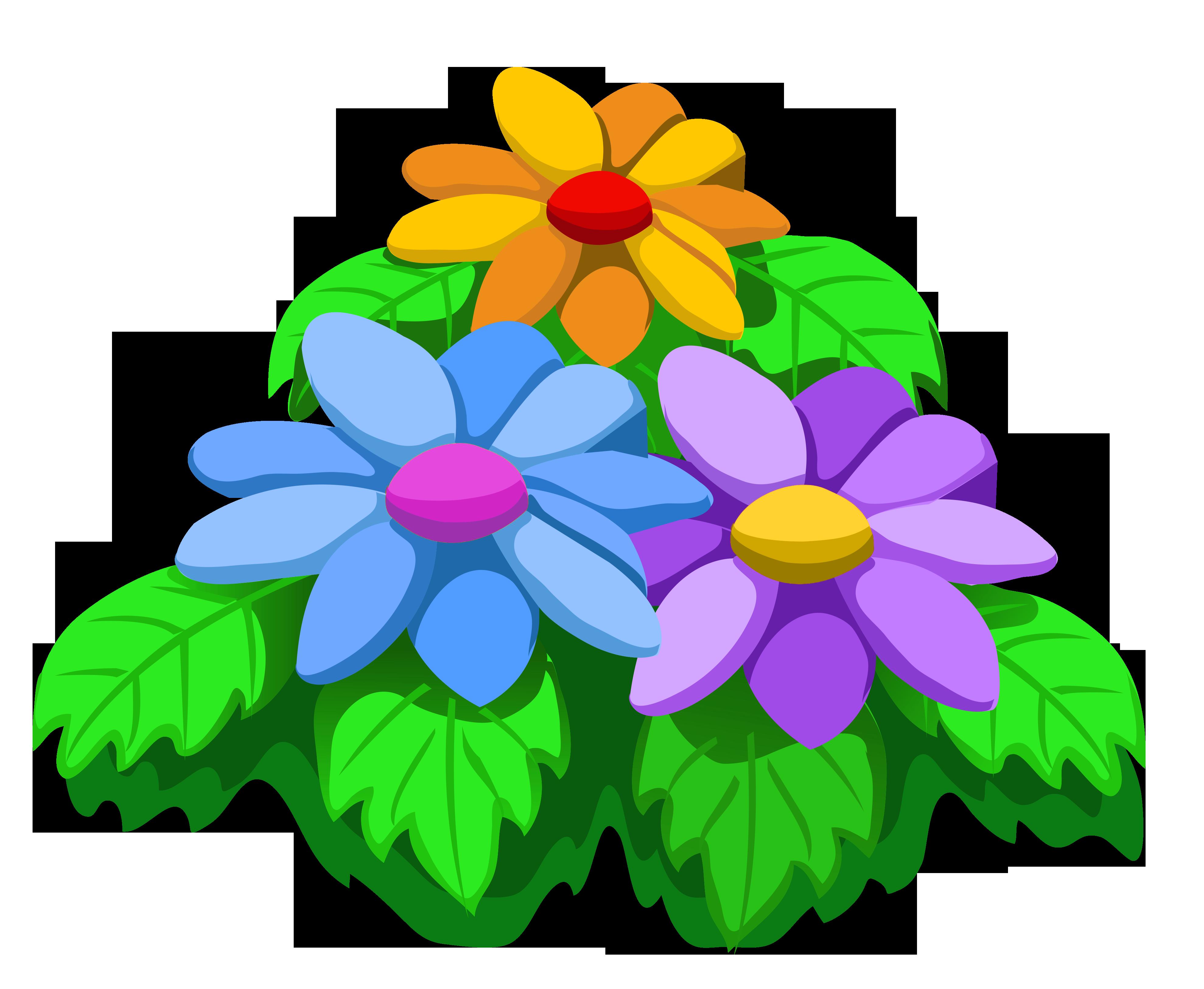Flowers decor transparent png. Clipart flower fence